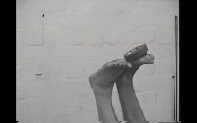 , 'Introduction: to feet,' 2015, blank projects