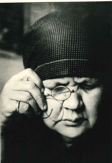 , 'Portrait of Mother,' 1924, Atlas Gallery
