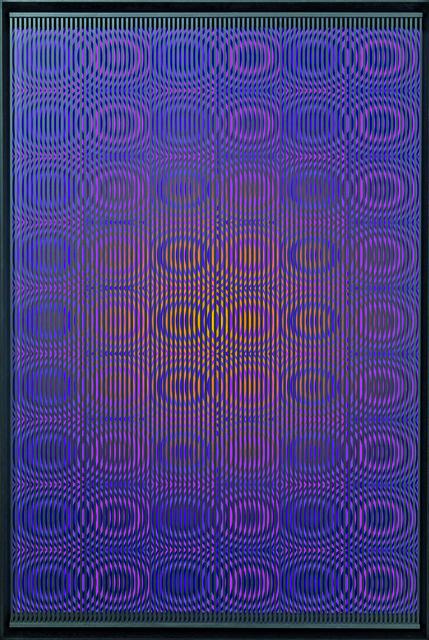 , 'Purple rain,' 2012, Dep Art
