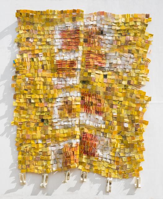 Serge Attukwei Clottey, 'Differences between', 2017, Jane Lombard Gallery