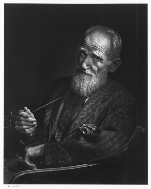 , 'George Bernard Shaw,' 1943, Susan Spiritus Gallery