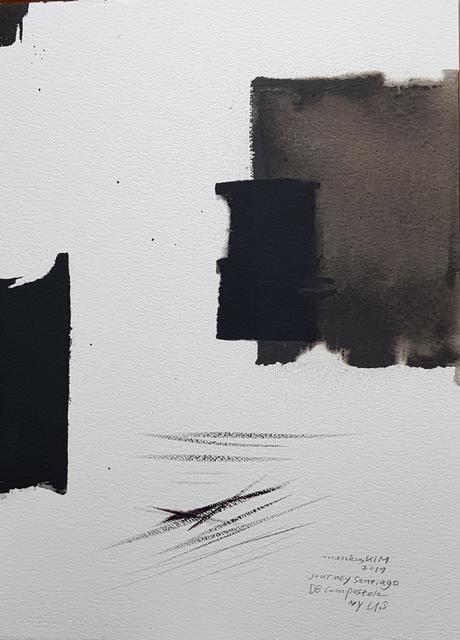 , 'Journey Santiago DE Compostele 2,' 2019, Walter Wickiser Gallery