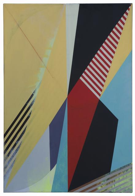, 'a290 Ascendente scarpa high,' 2016, Alejandra von Hartz Gallery