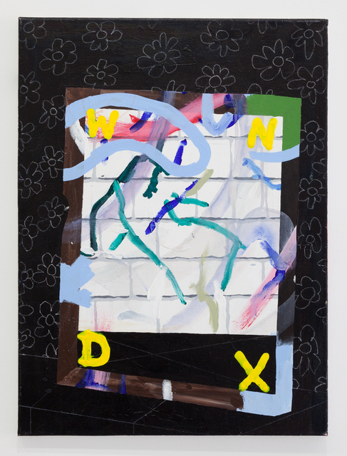 , 'HTLF,' 2015, Grant Wahlquist Gallery