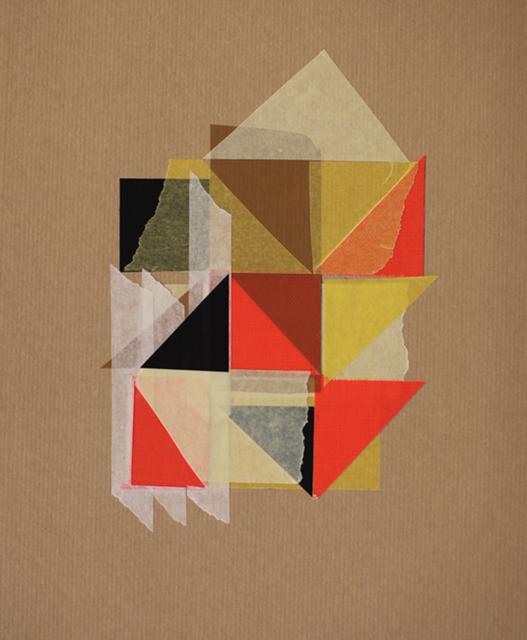 Anna Taratiel (OVNI), 'Collage II', 2013, sc gallery