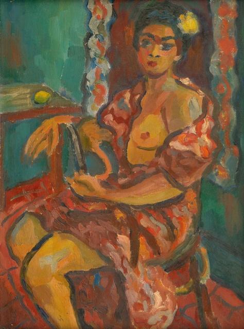 , 'Untitled (Pre-W.P.A. #14) ,' 1939, InLiquid