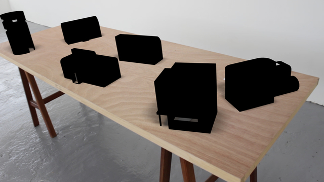 , 'Irregularidad Concreta,' 2014, Galeria Eduardo Fernandes