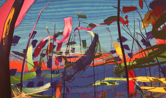 Darcy Gerbarg, 'U226D1', 2017, Mark Borghi Fine Art