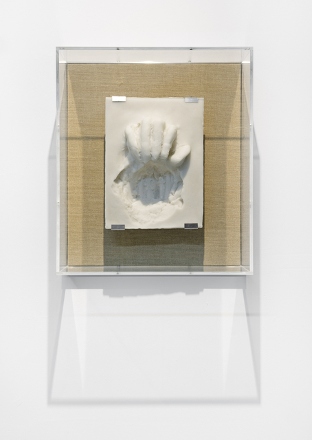 , 'Strata (Inverse),' 2018, GRIMM