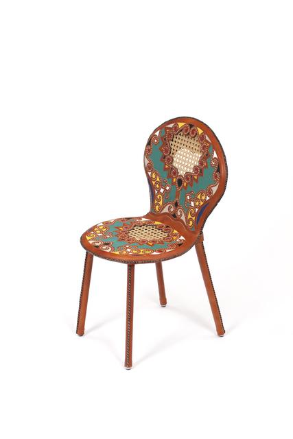 , 'Cangaço Chair,' 2015, Friedman Benda