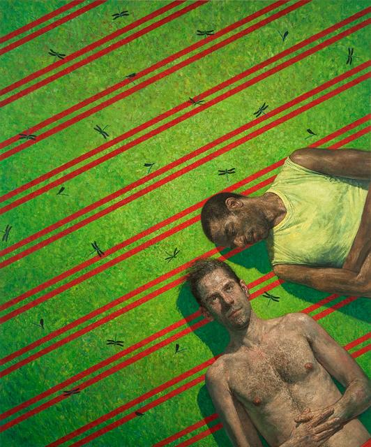 , 'Field,' 2010, AMP: Art Market Provincetown