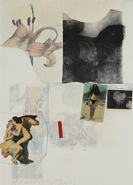 Robert Rauschenberg, 'Untitled', 1973, Phillips