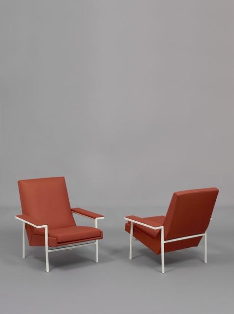 , 'Pair of armchairs 643,' 1955, Galerie Pascal Cuisinier