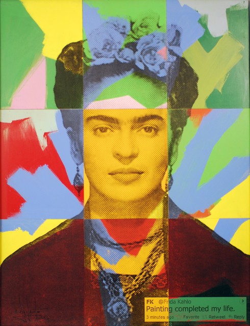 Alejandro Vigilante, 'Frida Kahlo,' 2013, Avant Gallery