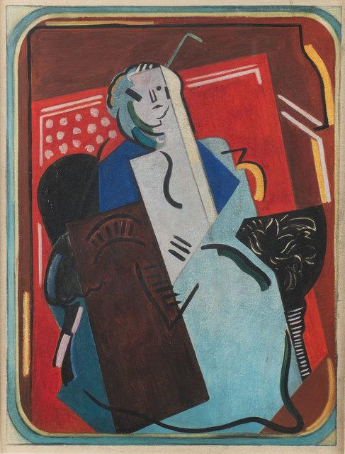 , 'Femme Au Fautevil,' 1923, Weinstein Gallery