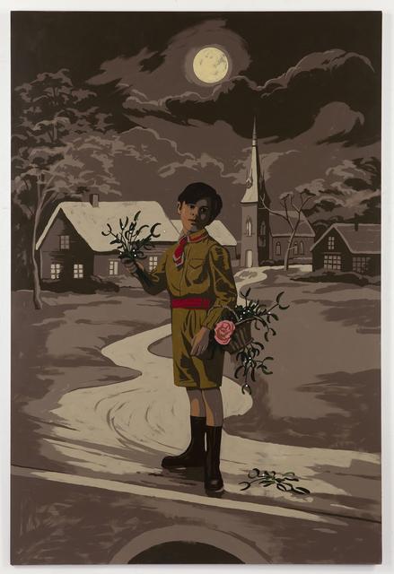 Matthew Benedict, 'Ghost (Happy New Year. Normandy, 1914) ', 2011, Alexander and Bonin