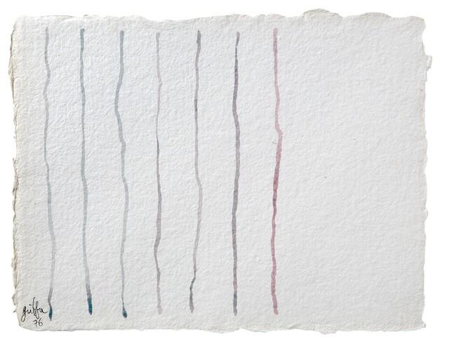 Giorgio Griffa, 'Untitled', 1976, Finarte