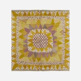 Solrosen pile carpet