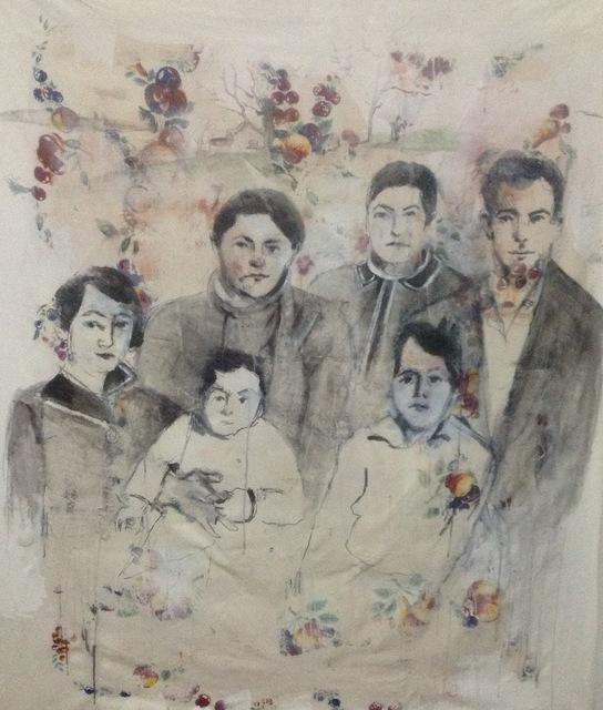 Shahram Karimi, 'My Family', 2014, Galerie Brigitte Schenk
