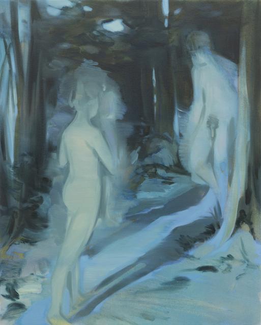 , 'Woods,' 2018, Galerie Antoine Ertaskiran