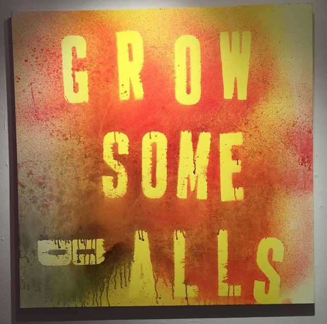 , 'Grow Some Balls,' 2015, Cardoza Fine Art