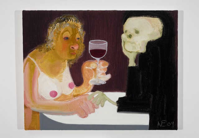 , 'Death and the Maiden,' 2009, New Museum