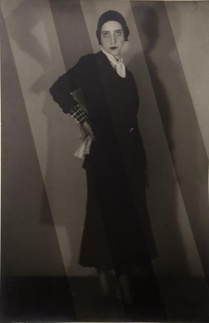 , 'Portrait d'Elsa Schiaparelli,' ca. 1930, Bruce Silverstein Gallery