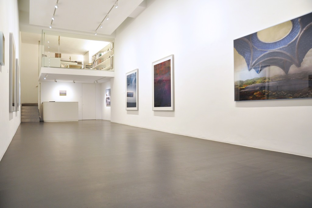 New Ways of Painting, Exhibition view