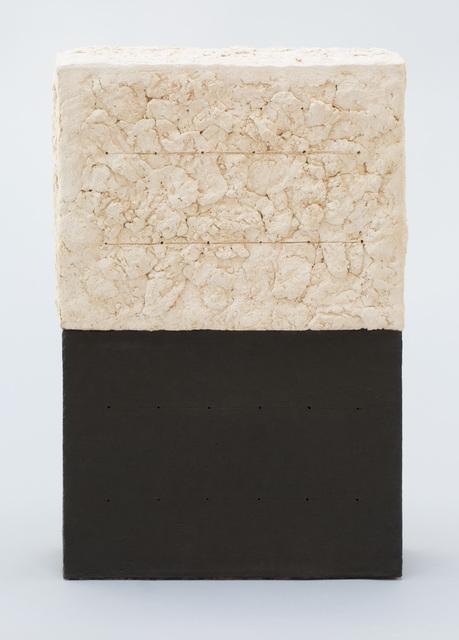 Shizue Imai, 'White & Black Sculpture', 2016, METHOD & CONCEPT