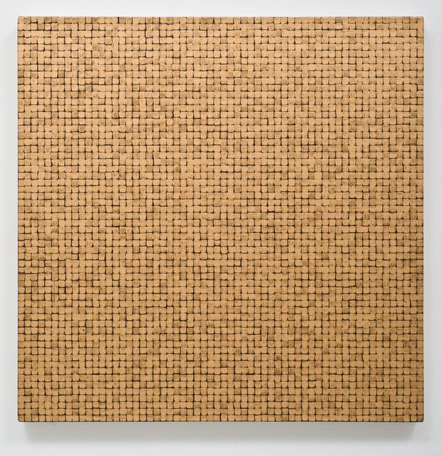 , '78. Black Ground Gold (Quanta #78),' 2016, Lora Reynolds Gallery