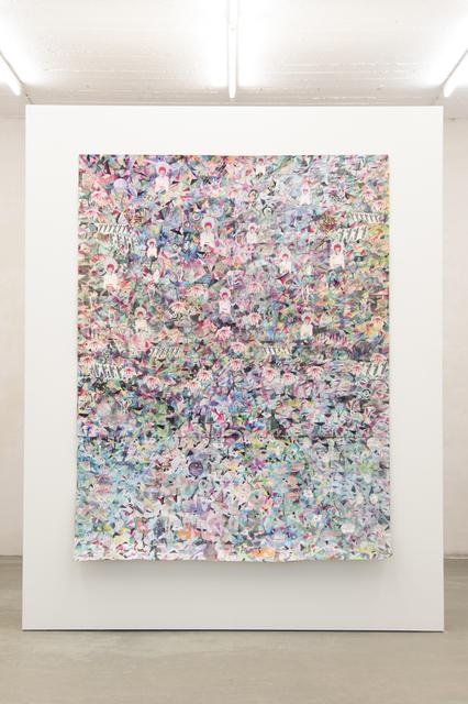 , ' Zodiac Mindwarp,' 2015-2018, Annette De Keyser Gallery