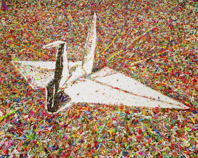 , 'Crane,' 2012, Matthew Liu Fine Arts