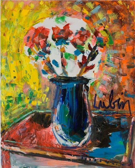 , 'Shabbat Flowers,' 2016, Eden Fine Art