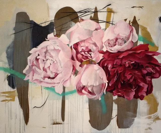 Jennifer Rasmusson, 'Teal Tone', 2017, A Gallery