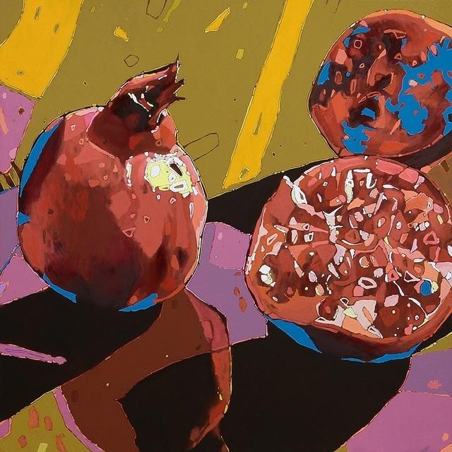 , 'Pomegranates 02,' 2016, Gallery Katarzyna Napiorkowska | Warsaw & Brussels