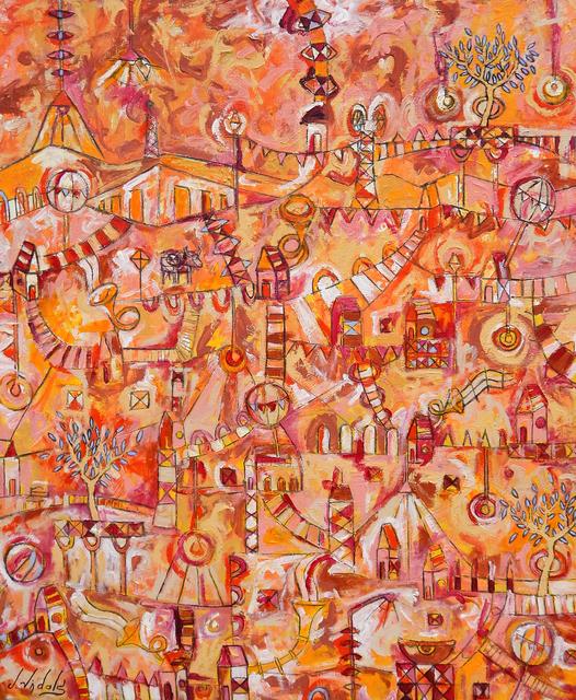 , 'Calendas en Oaxaca,' 2018, Aura Galerias