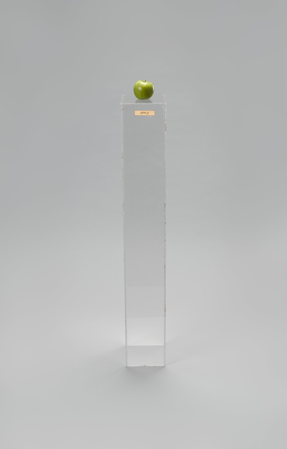 , 'Apple,' 1966, The Museum of Modern Art