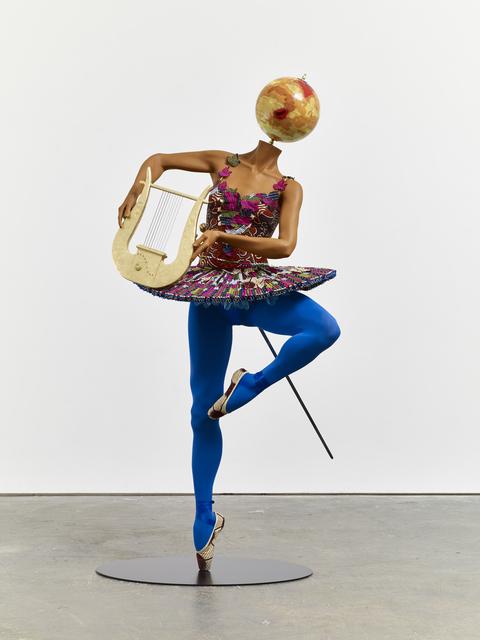 , 'Ballet God (Apollo),' 2015, James Cohan