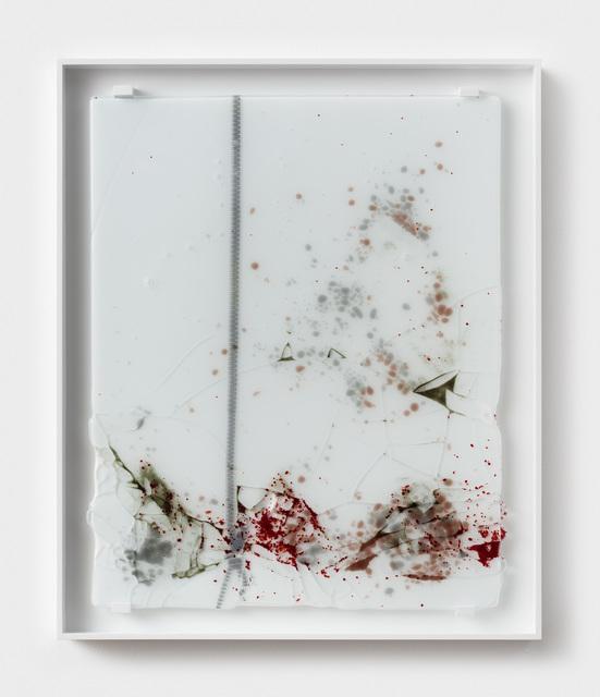 , 'Broken,' 2018, Rachel Uffner Gallery
