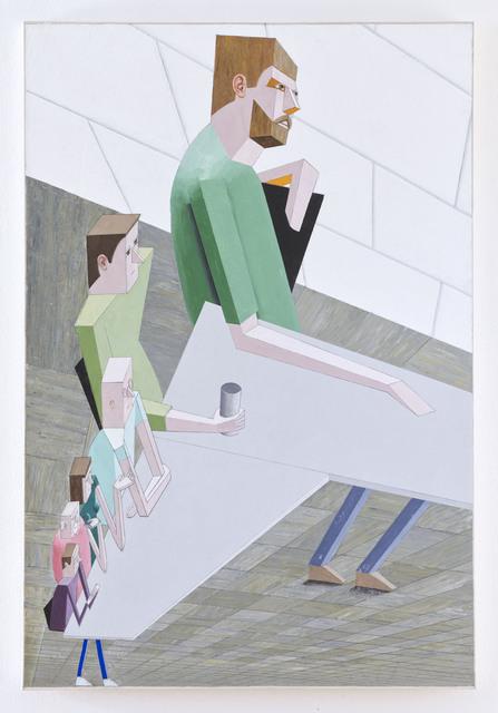 , 'Seminar,' 2011, James Cohan