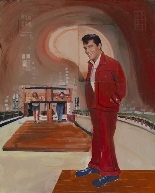 , 'Elvis Funnin',' 2013, Joshua Liner Gallery