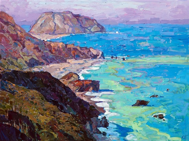 , 'Highway 1,' 2017, The Erin Hanson Gallery