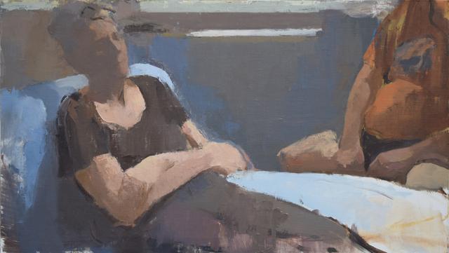 , 'Mom and Paul ,' 2014, Stanek Gallery