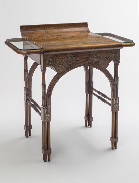 , 'Bureau-coiffeuse (Dressing  table),' c. 1898, Musée d'Orsay