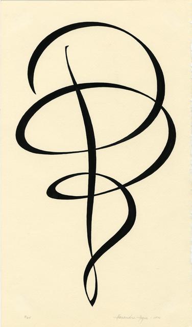 , '#45,' 1970, Thomas French Fine Art
