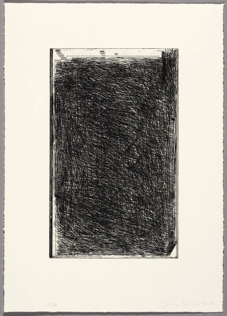 John Zurier, 'October Note 4', 2017, Niels Borch Jensen Gallery and Editions