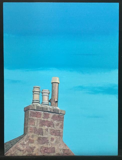 Agnes Murray, 'Roanheads Chimneys #1', 2018, Tabla Rasa Gallery