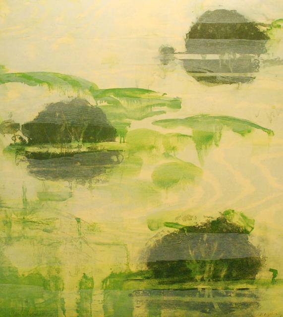 , 'Gail's Island I,' 2008, Albert Merola Gallery