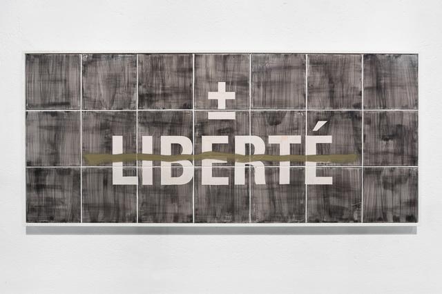, 'Liberté,' 2015, Underdogs Gallery