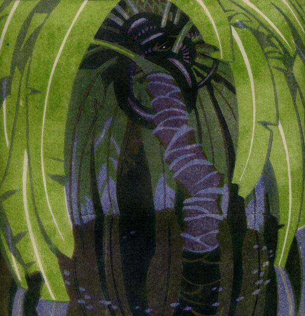 Norbertine Bresslern-Roth, 'tropics', 1922, Galerie Kovacek & Zetter